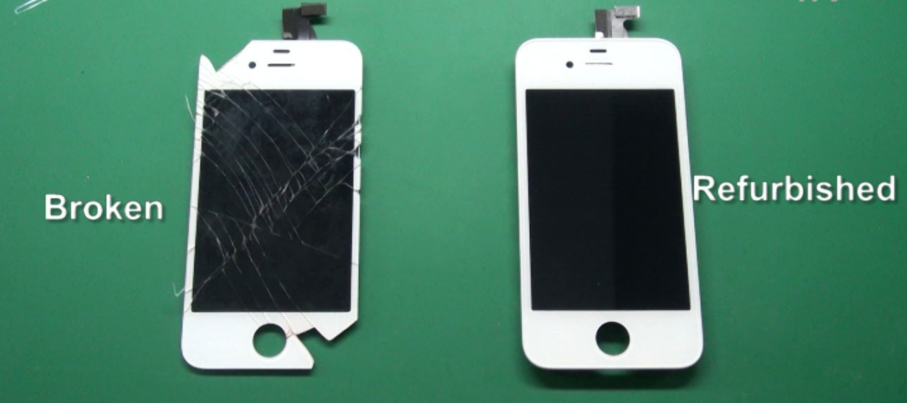 Obnovenie LCD display-a